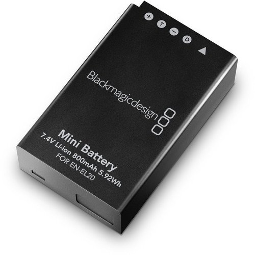 Blackmagic Design Pocket Cinema Camera Battery, used for sale  Delivered anywhere in USA
