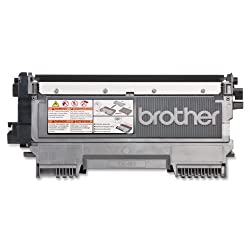 Brother High Yield Toner Cartridge TN450, Black, 5-pack from Brother
