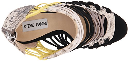 Steve Madden Sleik vestido de la sandalia Bright Multi