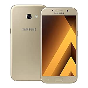 samsung galaxy a5 2017 sm a520f ds 32gb gold. Black Bedroom Furniture Sets. Home Design Ideas