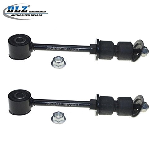 (DLZ 2 Pcs K8641 Rear Sway Bar Stabilizer Bar Link Kit Compatible with 1989 1990 1991 1992 1993 1994 1995 1996 1997 Ford Thunderbird Mercury Cougar)