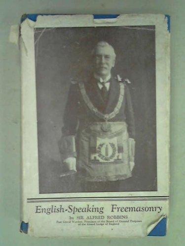 English-Speaking Freemasonry