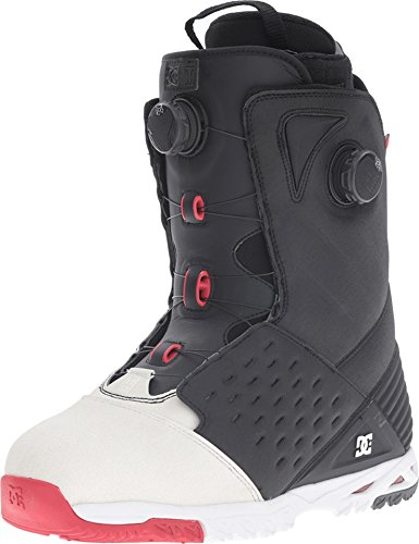 DC Shoes Mens Dc Shoes Torstein Horgmo - Snowboard Boots - Men - Us 8.5 - Black Black/White/Red Us 8.5 / Uk 7.5 / Eu 41 (Dc Snowboarding Boots)