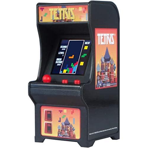 Super Impulse Llavero Tiny Arcade Tetris, multicolor (382) a buen precio