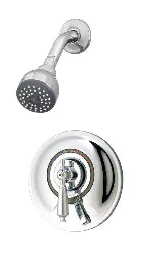 Symmons S-7601Rp Allura Shower System, Chrome -