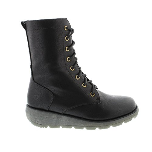 Heavenly Feet Mujeres Walker 2 Botas Negro negro