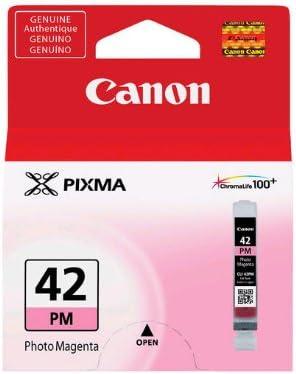 2PK Photo-Magenta Ink Cartridge For Canon CLI42PM CLI-42 PM Canon Pixma Pro-100