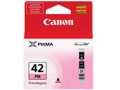 - CANON OEM INKJET INK FOR PIXMA PRO100 - 1-CLI42PM PHOTO MGTA INK (6389B002) - by Canon