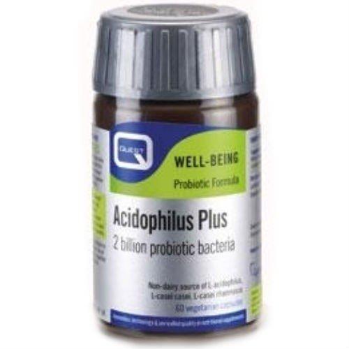 (12 PACK) - Quest - Acidophilus Plus QST-601465 | 120's | 12 PACK BUNDLE