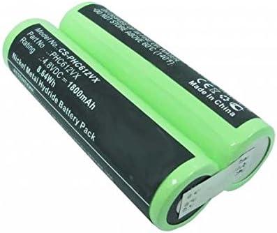 Batería Robot aspirador E-Force ® para Philips FC6125 – Patines de ...