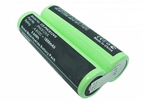 Batería Robot aspirador E-Force ® para Philips FC6125 - Patines de ...