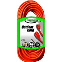 Southwire 50 ft. 16/3 SJTW Outdoor Light-Duty Extension Cord Deals