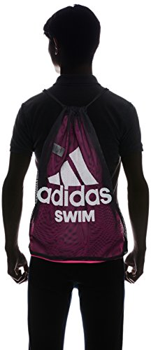 Adidas Equipment Mesh Bag schwarz/pink joQJWz