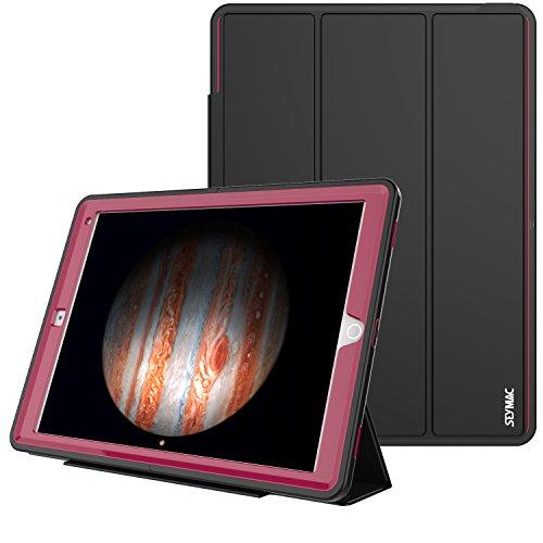 iPad Pro 12.9 Case SEYMAC Stock Shock Poof Smart Cover Au...
