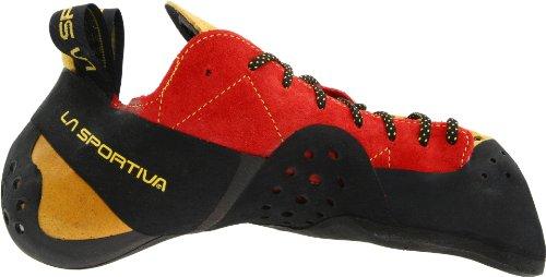 Climbing Yellow La Shoe Grip2 Testarossa XS 42 Sportiva Red Vibram wRx4XAq