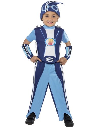 Smiffy'S Sportacus Costume