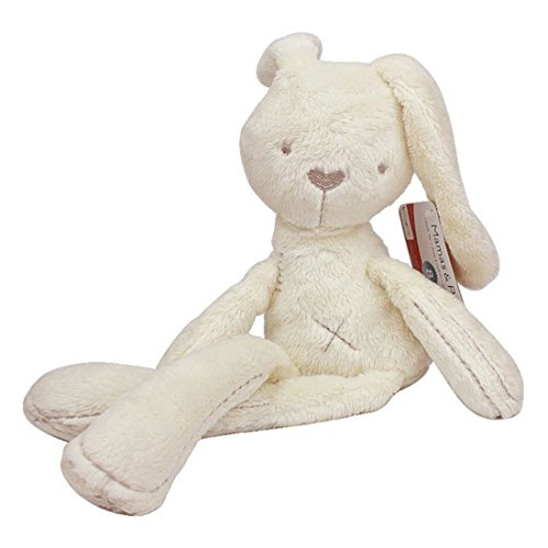 Price comparison product image UNKE Cute Bunny Soft Plush Toys Rabbit Stuffed Animal Baby Kids Gift Animals Doll
