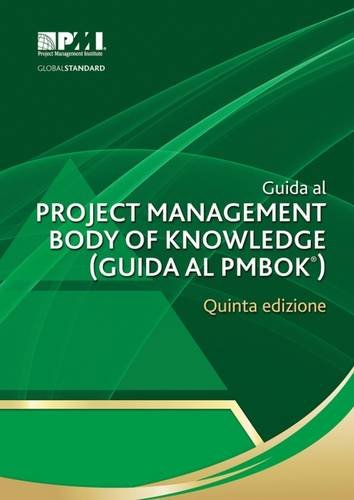 Project Management Body Of Knowledge Pdf