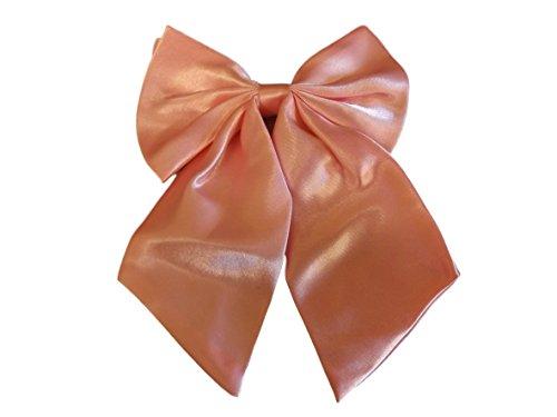 pour filles et femmes mode n?ud en satin Cravate Cravate 15 + Couleurs dguisement fte : lopard, pointill, rayures par fat-catz-copie-catz Femmes Rose Bb Cravate