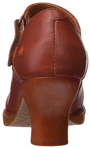 Art Memphis Petalo Tacco 933 Scarpe Arancione con Donna 933 6qZ6rp