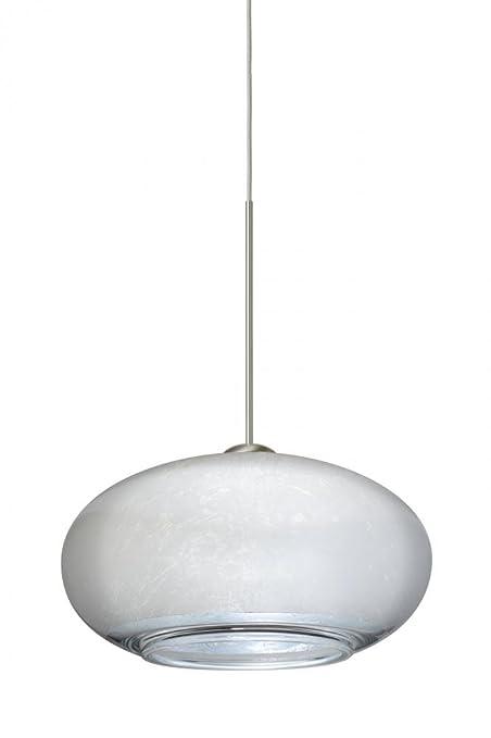 Amazon.com: Besa iluminación 1 x c-2492sf-sn 1 x 35 W GY6.35 ...