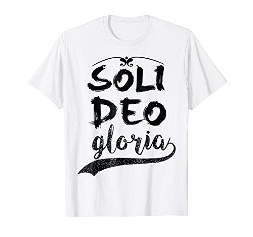 Christian Shirt Scripture Faith Bible Verse Reformed Tshirt (Apparel)