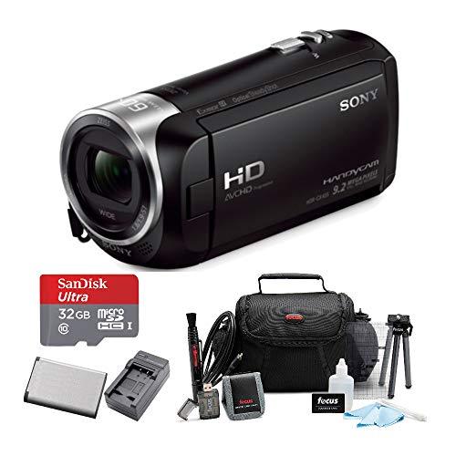 Sony HD Video Recording HDRCX405 Handycam Camcorder Bundle (Sony Digital Video Camera)