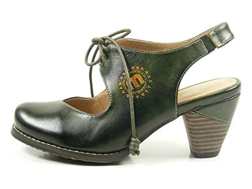verde Manitu Scarpe da Col donna Tacco 920231 vqAR1qwU