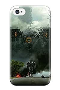 SusanEarlFarr Design High Quality Transformers Age Of Extinction Cover Case With Excellent Style For Iphone 4/4s