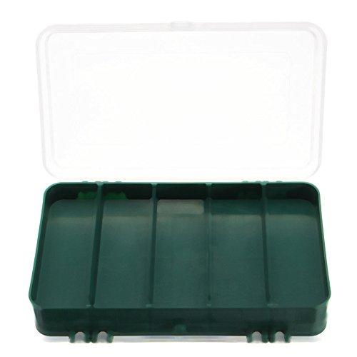 MASUNN Caja De Almacenamiento De Plastico De Doble Cara Tornillos Para Piezas Componentes Organizador De Surtido De Contenedores