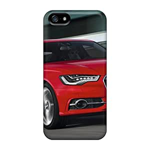 Premium Protection Audi S6 2013 Cases Covers For Iphone 5/5s- Retail Packaging