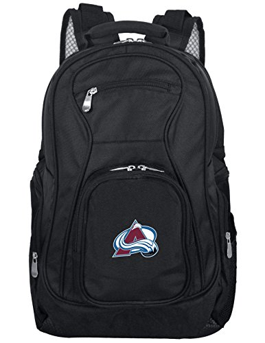 Denco NHL Colorado Avalanche Voyager Laptop Backpack, 19-inches from Denco