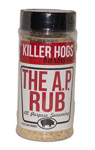 Killer Hogs The BBQ Rub and The A. P. Rub Combo Pack by Killer Hogs (Image #1)