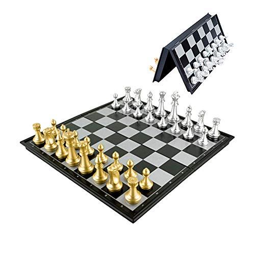TXDIRECT Ajedrez para Ni?Os Tableros De Ajedrez Juego de ajedrez para niños Juego de ajedrez de Madera Regalos de…