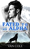 Fated To His Alpha: Gay First Time Wolf Shifter Romance