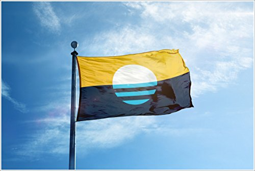 Apedes Milwaukee Flag Sunrise Over The Lake Garage Hangar Basement Flag 3x5 Feet by Apedes