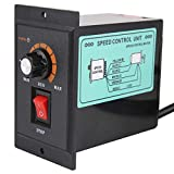 Motor Speed Controller, US-52-RED Single Phase AC
