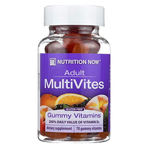 Multi Vites Gummy Vitamins - 70 - Chewable