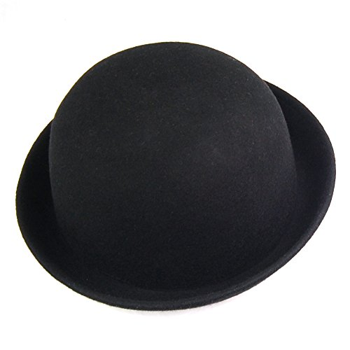 Topro Women's Vogue Vintage Cute Trendy Hat Cloche Color Black