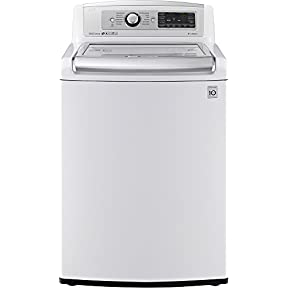 LG WT5480CW 27' Top Load Washer in White