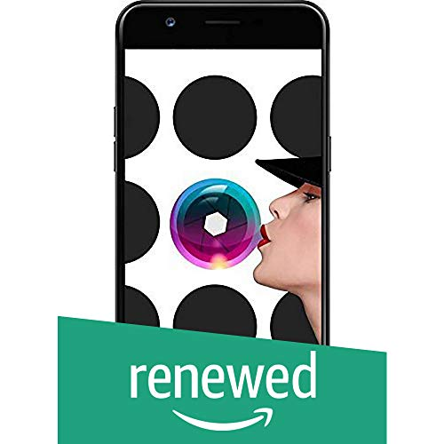 Renewed  Oppo A57  Black, 32 GB