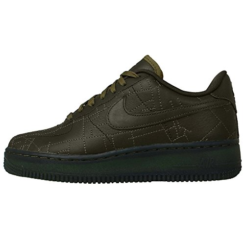 Nike Kvinner Wmns Air Force 1 07 Fw Qs, London-grov Grønn / Grov Grønn, 6 Oss