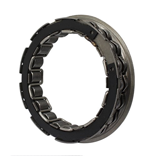 - Cyleto one way starter clutch bearing for Kawasaki KFX400 KFX 400 2003 2004 2005 2006 / KFX700 KFX 700 2005 2006 2007 2008 2009
