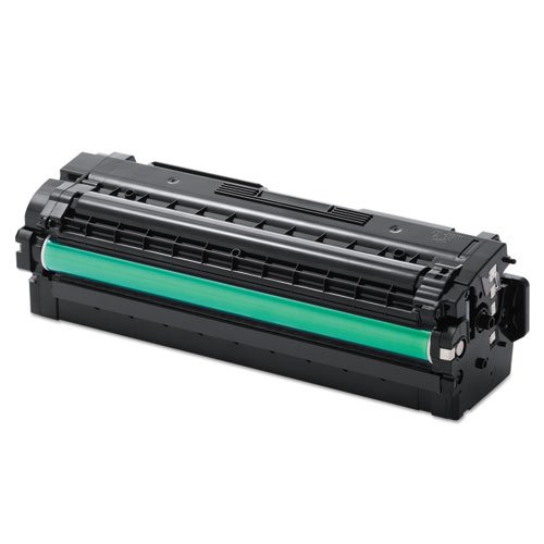 Samsung Electronics America CLTK505L Black Toner, 6000 Page Yield