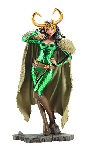 [Kotobukiya Lady Loki Bishoujo Statue] (Loki Costume)