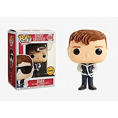 POP Baby Driver Baby Vinyl Figure CHASE: Toys & Games