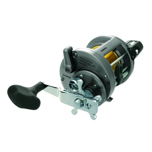 Shimano Tekota 700 Conventional Reel with Line Counter (4.2:1)