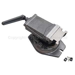 4021576 Base giratoria inclinable de precisión máquina fresador cilíndrico taladro Pilar banco 150 mm 15,24 cm