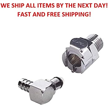 Goodridge In-Line Fuel Quick Disconnect Coupling LCD005V 5//16in