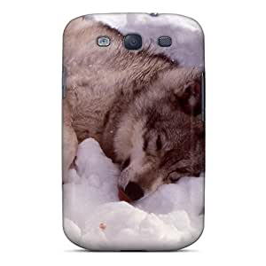 Awesome CJRdebC664uQsEk Cynthaskey Defender Tpu Hard Case Cover For Galaxy S3- Peace In The Snow